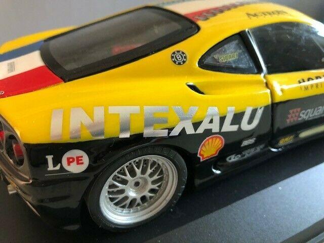 Jonathan Sicart Ferrari 360 Challenge Model Réduit Partenaire