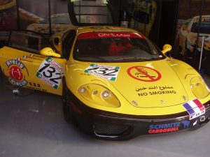 Jonathan Sicart Ferrari 360 G3 FIA GT