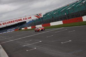 Jonathan Sicart Ferrari F430 GT3 HTTT Paul Ricard 2009