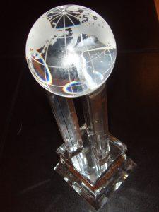 Globe Cristal Champion du Monde 2005 FIA GT G3