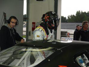Jonathan Sicart Maserati Trofeo MC GT4