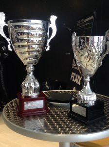 2ème Place au 24Heures Auto de Barcelone 2014