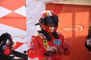 Jonathan Sicart Ferrari F430 GT3