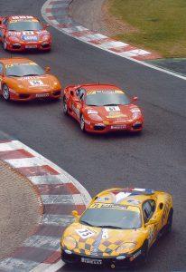 Jonathan Sicart Ferrari 360 Modena Challenge 2005
